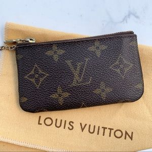 Louis Vuitton Bags - Louis Vuitton Monogram Canvas Cles / Key Chain